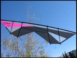 Supersonic - Pink / Black / Mylar