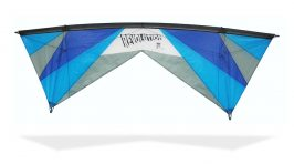 Revolution Kite EXP Blues 2018 four line kite