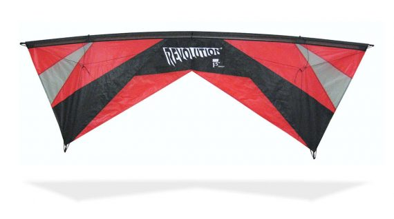 Revolution Kite EXP Red Black 2018