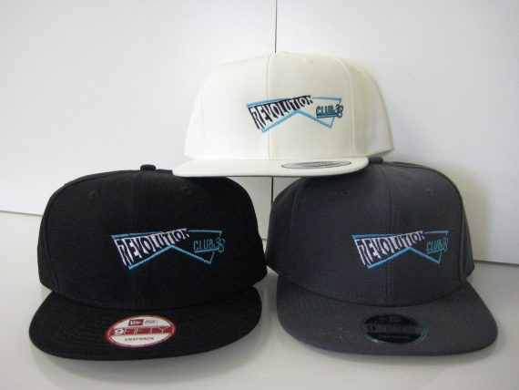 revolution baseball hats